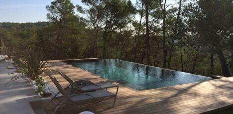 Magnifique piscine à Montpellier