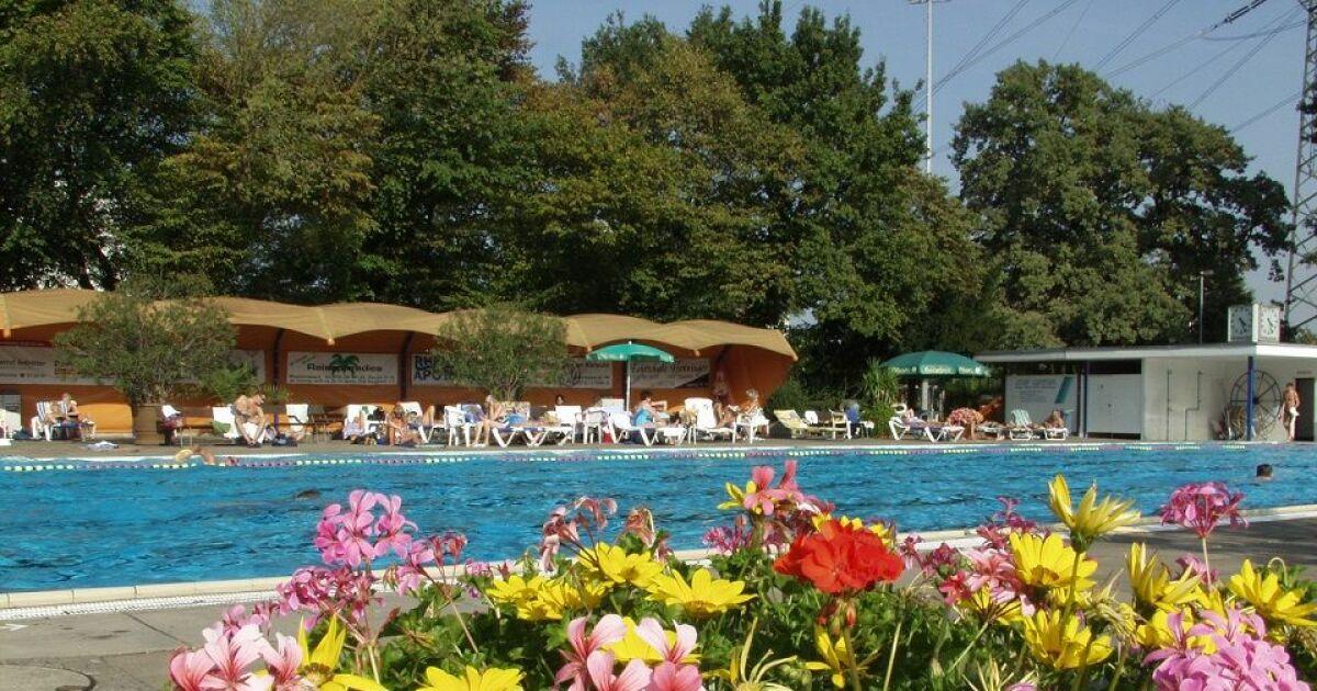 piscine sonnenbaden karlsruhe horaires tarifs et