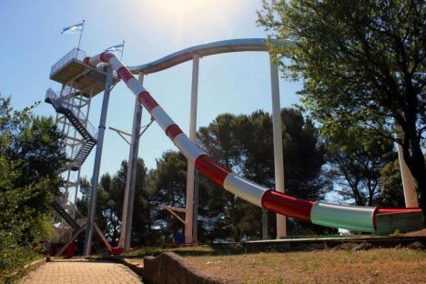 Piscine SpeedWater Park  à Septèmes les Vallons