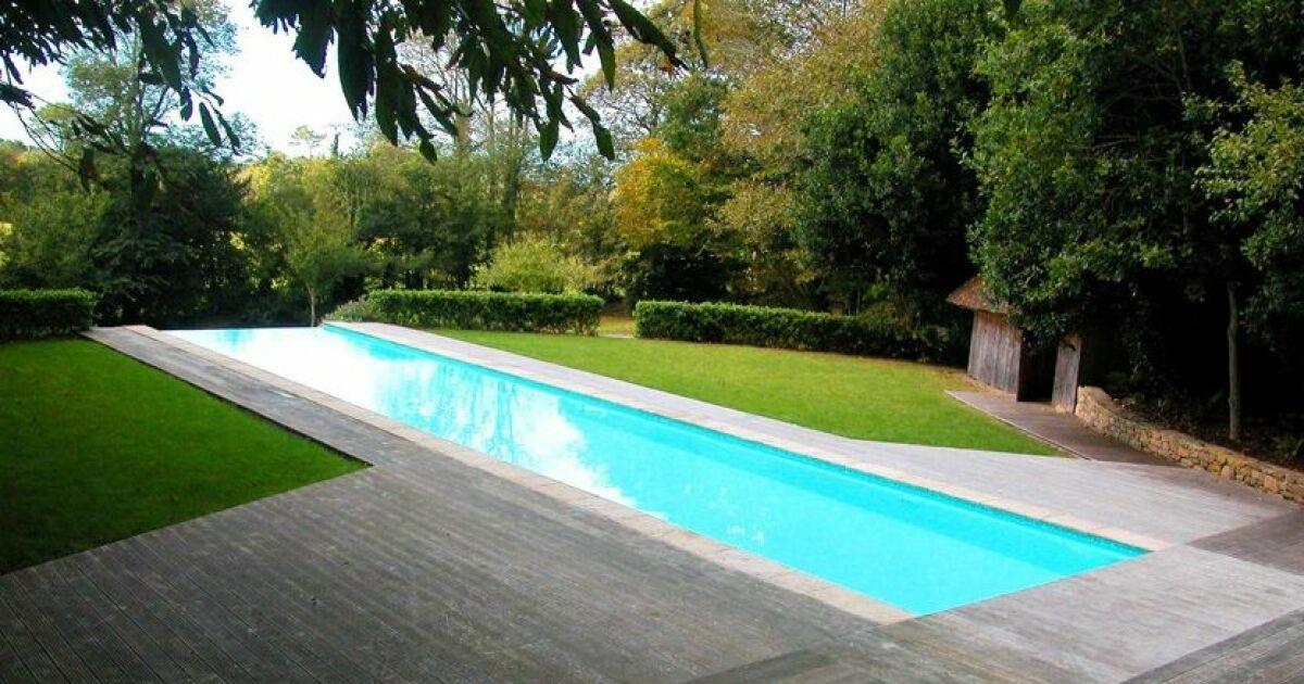 Piscine sportive quelle longueur de piscine pour nager for Deco autour de la piscine