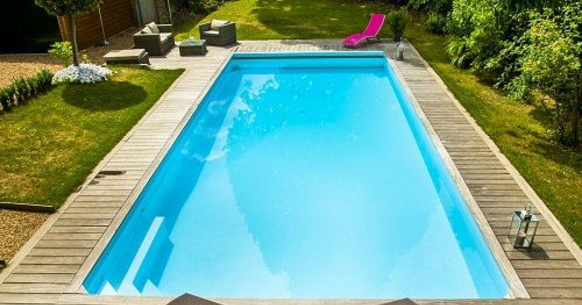 Une r alisation d aquilus piscines for Accessoire piscine aquilus