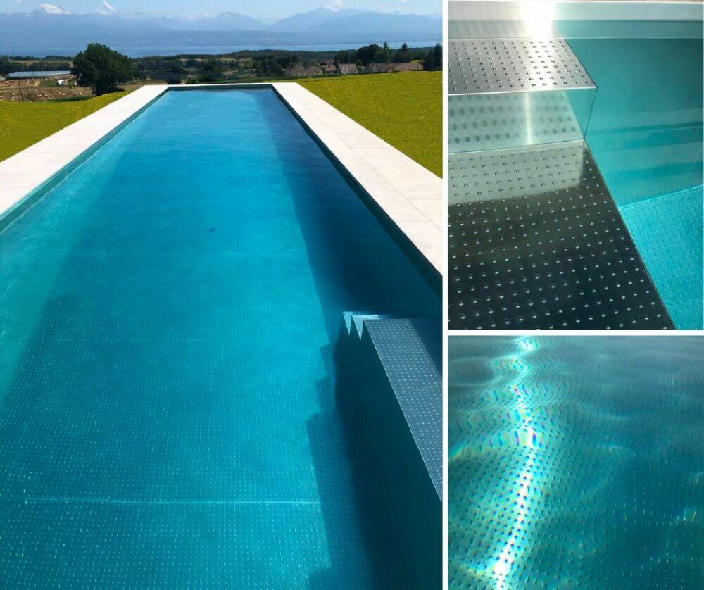 PiscineTalya, des piscines inox d'exceptionDR