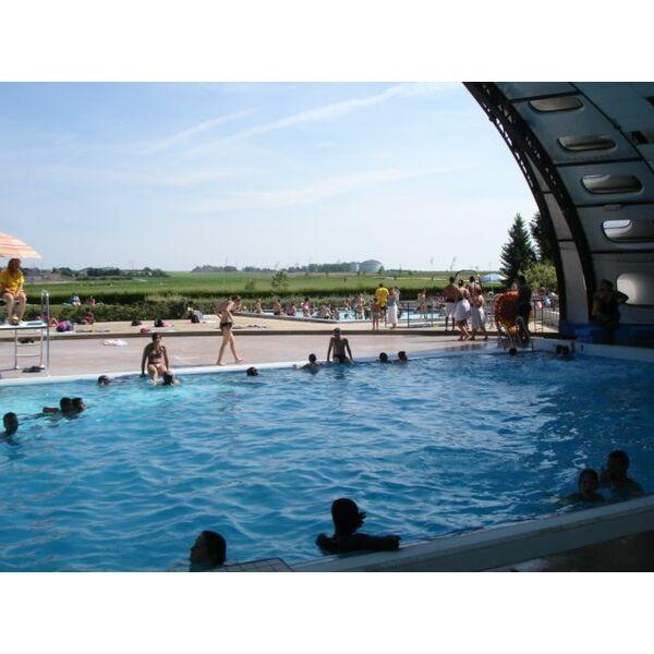 Piscine tournesol fagni res horaires tarifs et photos for Horaire piscine les herbiers