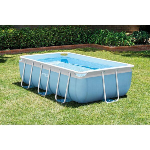 piscine tubulaire rectangulaire prism frame intex piscine. Black Bedroom Furniture Sets. Home Design Ideas