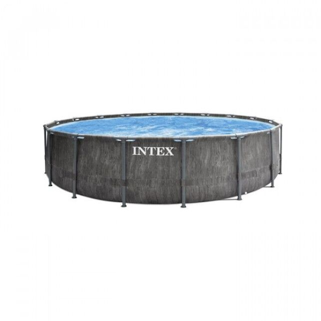 Piscine tubulaire ronde Intex Baltik 4,57 x 1,22 m