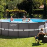 Piscine tubulaire ronde Ultra Frame
