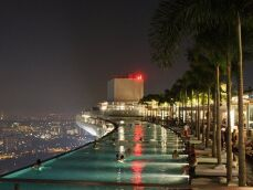 Les 10 plus belles piscines d'hôtels dans le monde