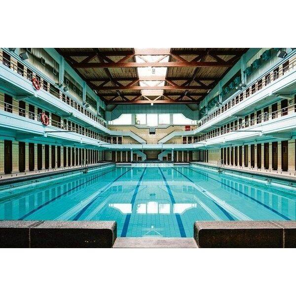 Des piscines tout droit sorties d un film de wes anderson for Brussels piscine