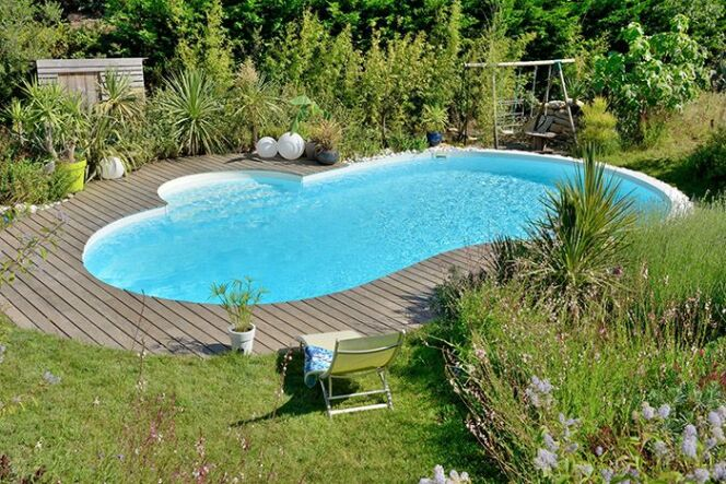 17 magnifiques piscines waterair piscine waterair photo 6 for Waterair piscine