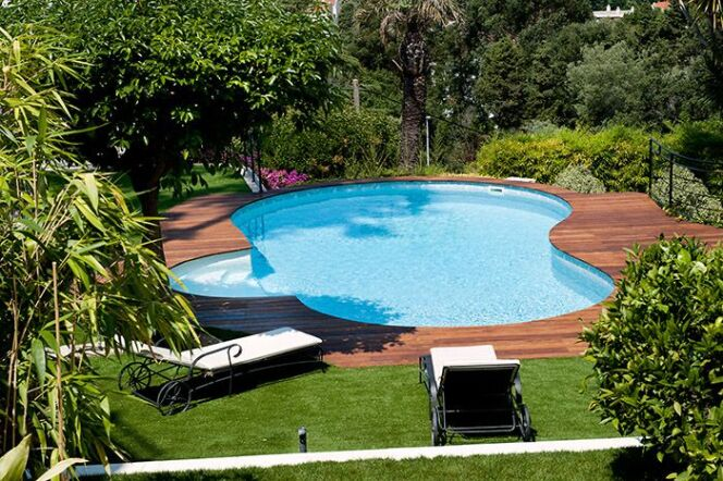 17 magnifiques piscines waterair piscine waterair photo 8 for Wateraire piscine