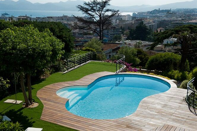 17 magnifiques piscines waterair piscine waterair photo 10 for Waterair piscine