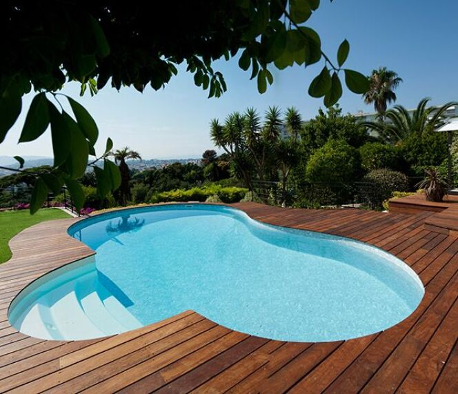 17 magnifiques piscines waterair piscine waterair photo 12 for Wateraire piscine