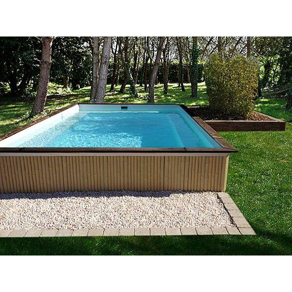 Piscine zendo piscine hors sol caron piscines for Piscine zendo prix