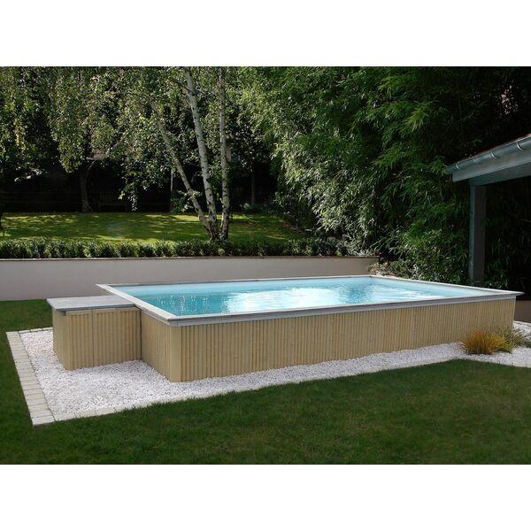 Piscine zendo for Prix d une piscine caron