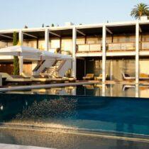 Les plus belles piscines à débordement en photo