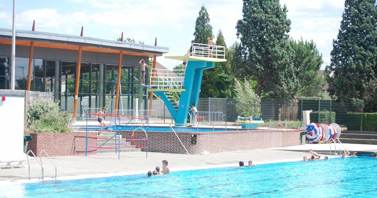 Centre aquatique piscine notre dame de gravenchon for Piscine de salles horaires