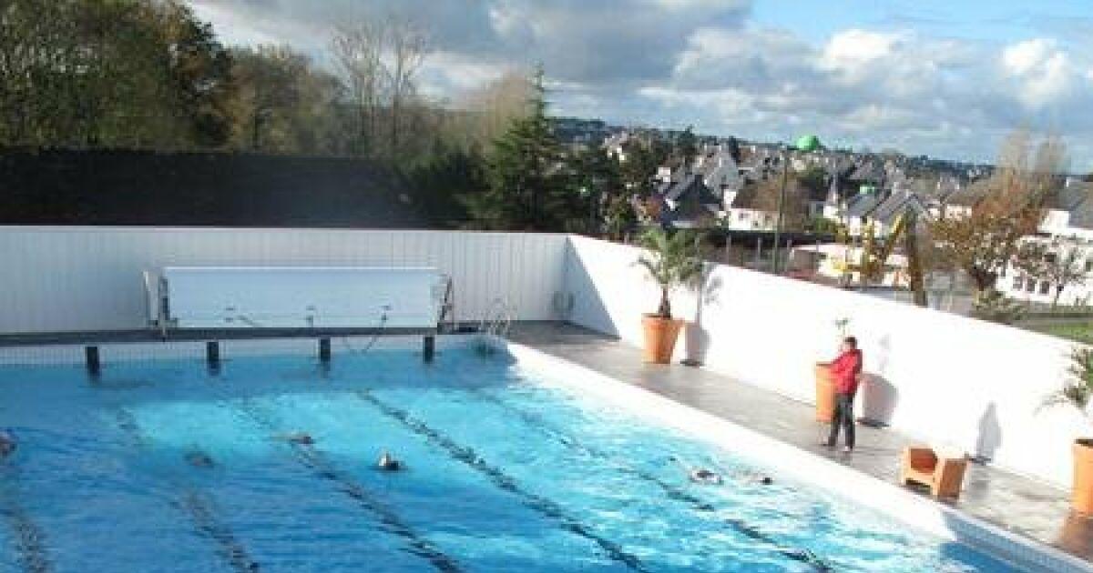 piscine aqua forme ergue gaberic horaires tarifs et
