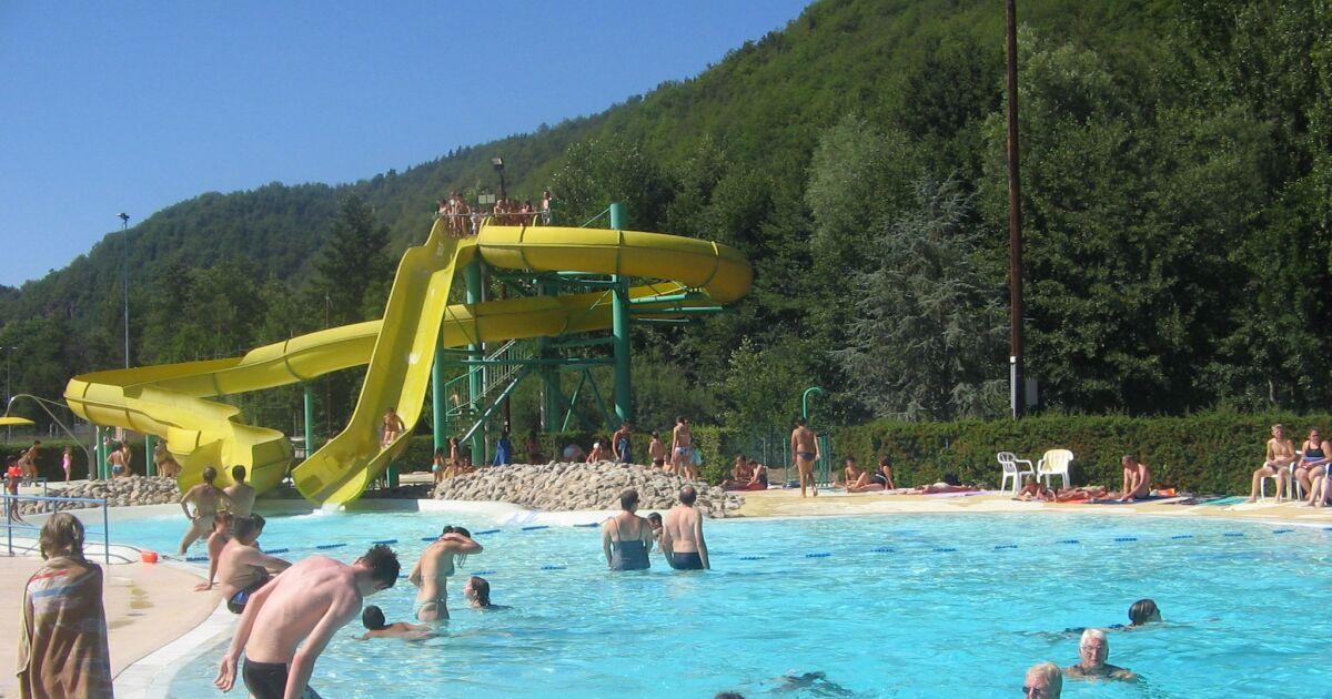 Avis et commentaires piscine aquafolie vorey - Piscine loire sur rhone ...