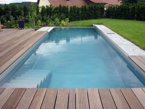 Piscine art inox niedernai pisciniste bas rhin 67 for Construction piscine inox