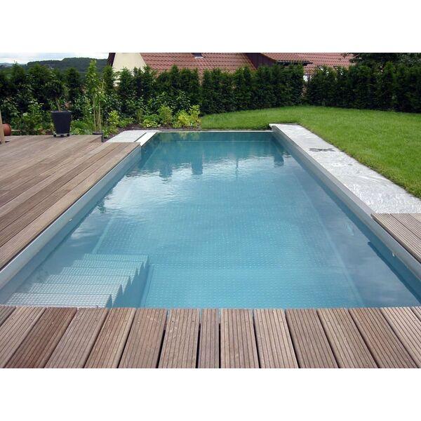 Piscine art inox niedernai pisciniste bas rhin 67 for Accessoire piscine professionnel