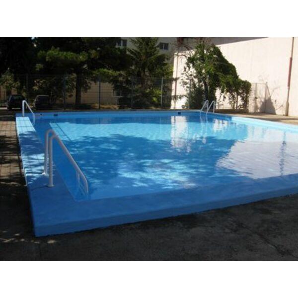 photo piscine bois luzy