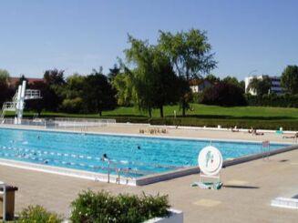 Piscine de la Grenouillère - Parc de Sceaux à Antony