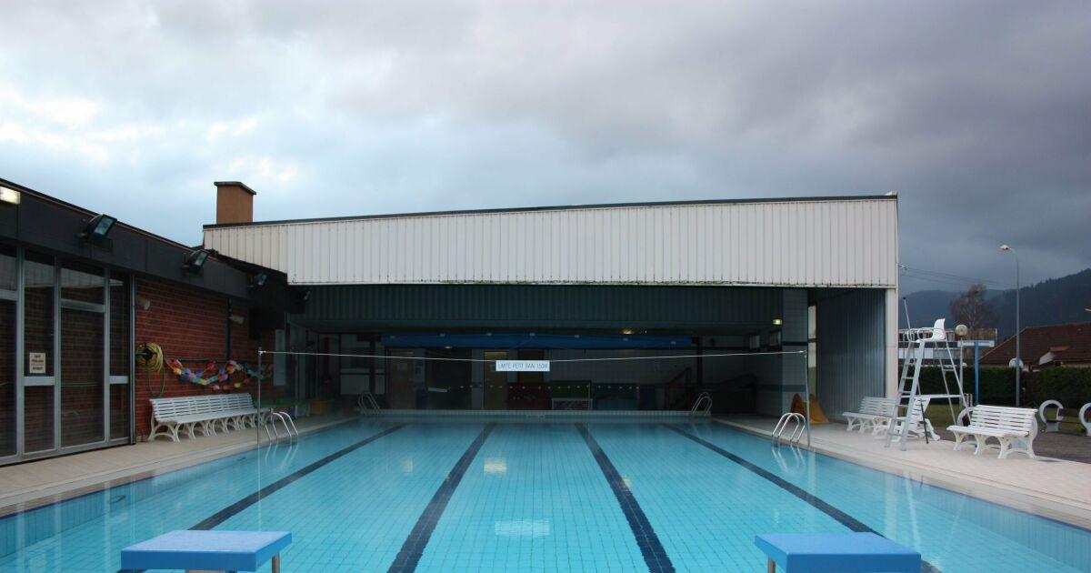 Avis et commentaires piscine de la moselotte vagney for Piscine remiremont