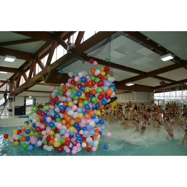Centre aquatique de la presqu 39 ile piscine lillebonne for Piscine l ile bleue seynod horaires
