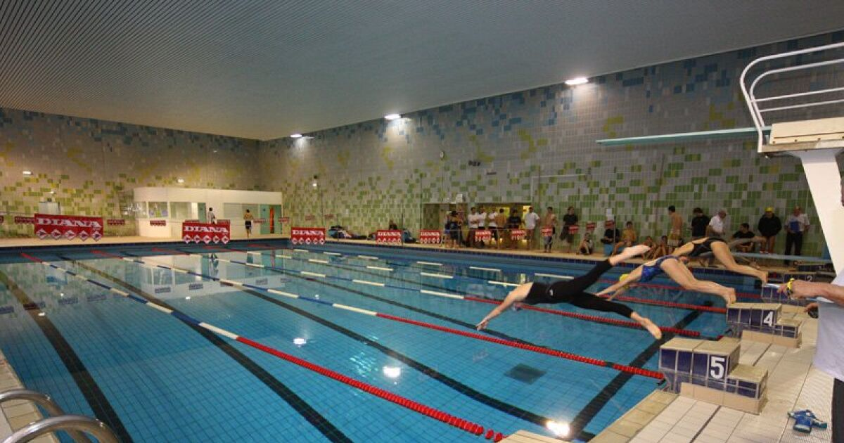 Piscine du palais des sports orl ans horaires tarifs for Club piscine fitness st jerome
