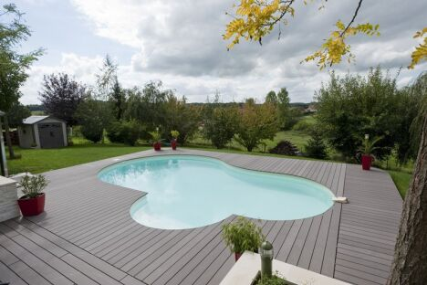 Piscine en kit Madeleine de Waterair