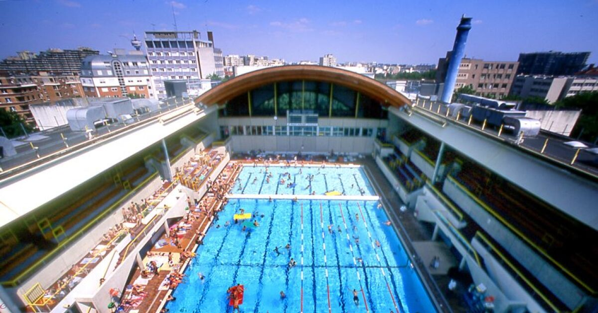 Piscine georges vallerey paris 20e horaires tarifs for Piscine 25m