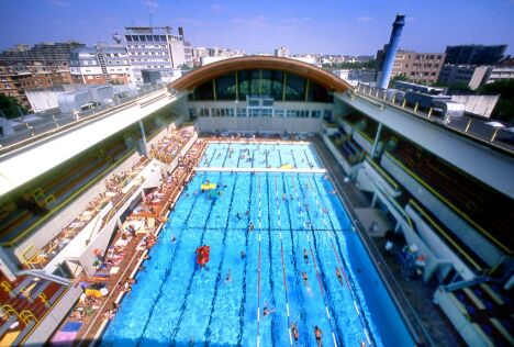 Piscine georges vallerey paris 20e horaires tarifs for Piscine de bagnolet