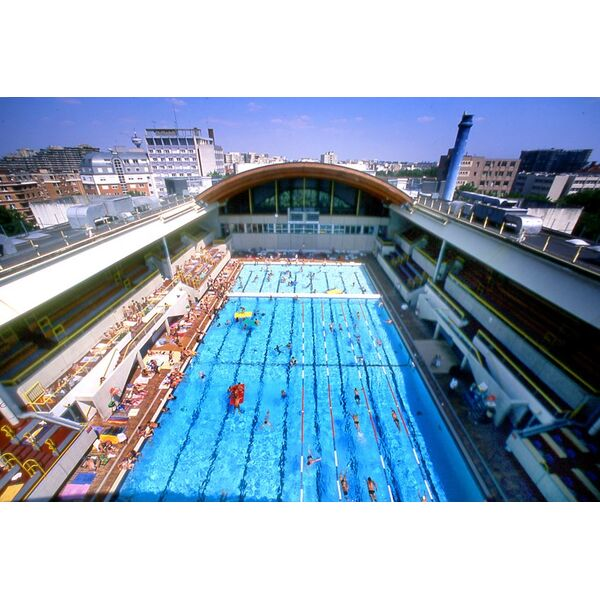 Piscine georges vallerey paris 20e horaires tarifs for Aquagym piscine paris