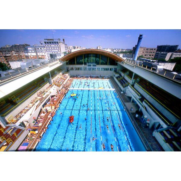 piscine georges vallerey paris 20e horaires tarifs