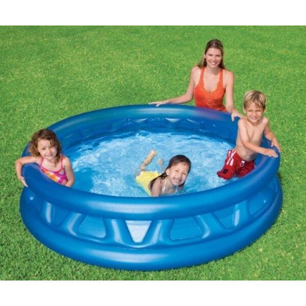 photo piscine gonflable jumbo