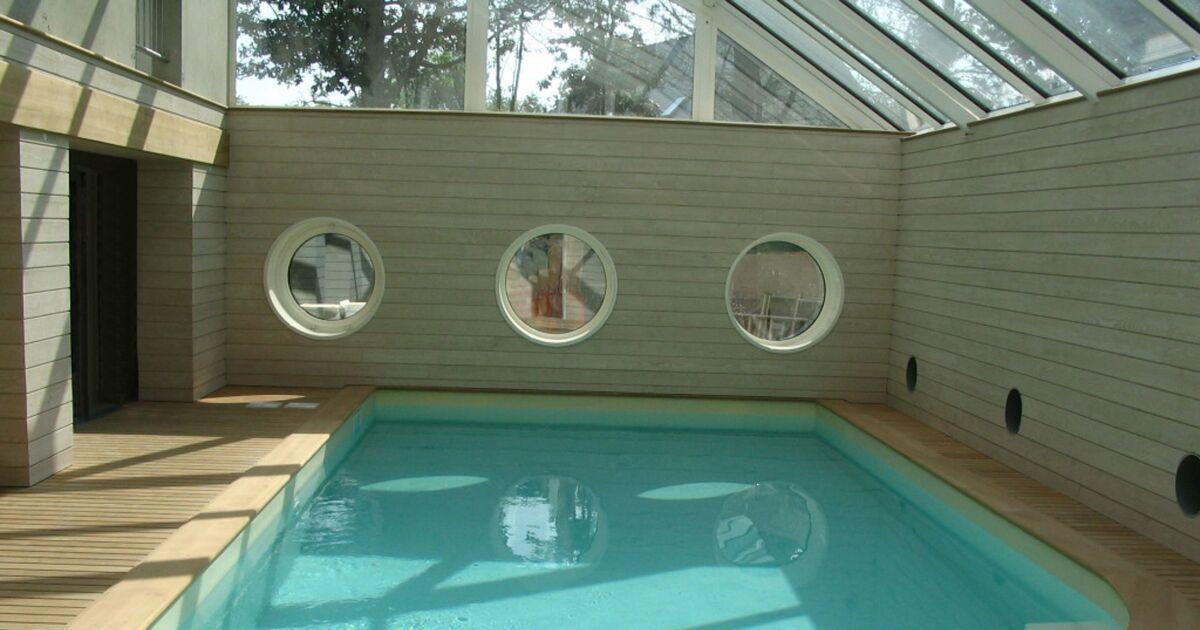 Photos des plus belles piscines int rieures pour nager for Simulateur piscine