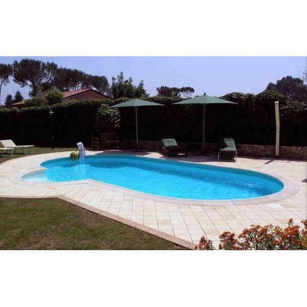 piscine ovale olivia de waterair