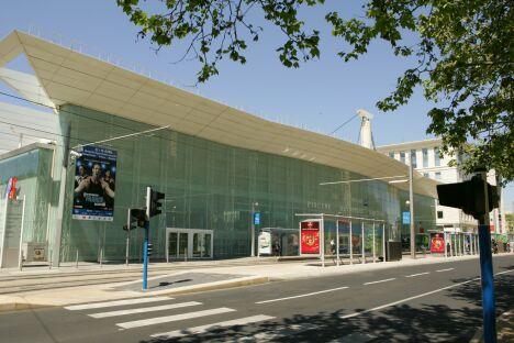 Piscine Olympique d'Antigone - POA à Montpellier