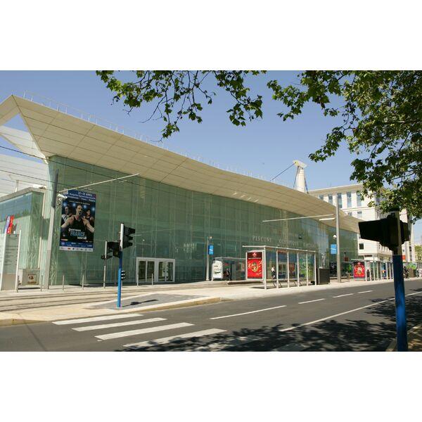 piscine olympique d 39 antigone poa montpellier horaires tarifs et photos guide. Black Bedroom Furniture Sets. Home Design Ideas