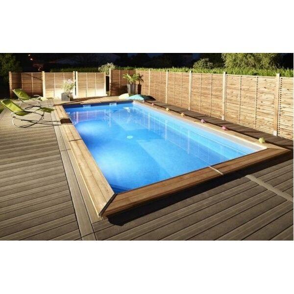 Wit piscines castanet tolosan pisciniste haute for Abri piscine 8x4