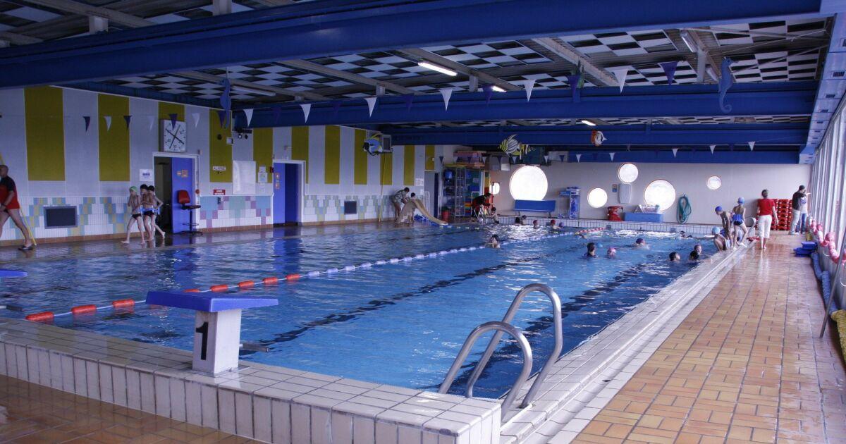 Piscine saint marc brest horaires tarifs et t l phone for Camping brest piscine couverte