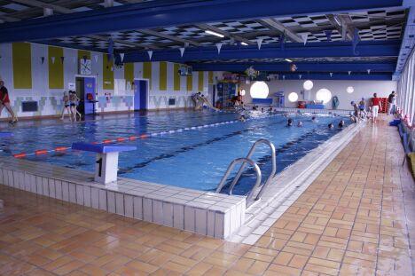 Piscine Saint-Marc à Brest
