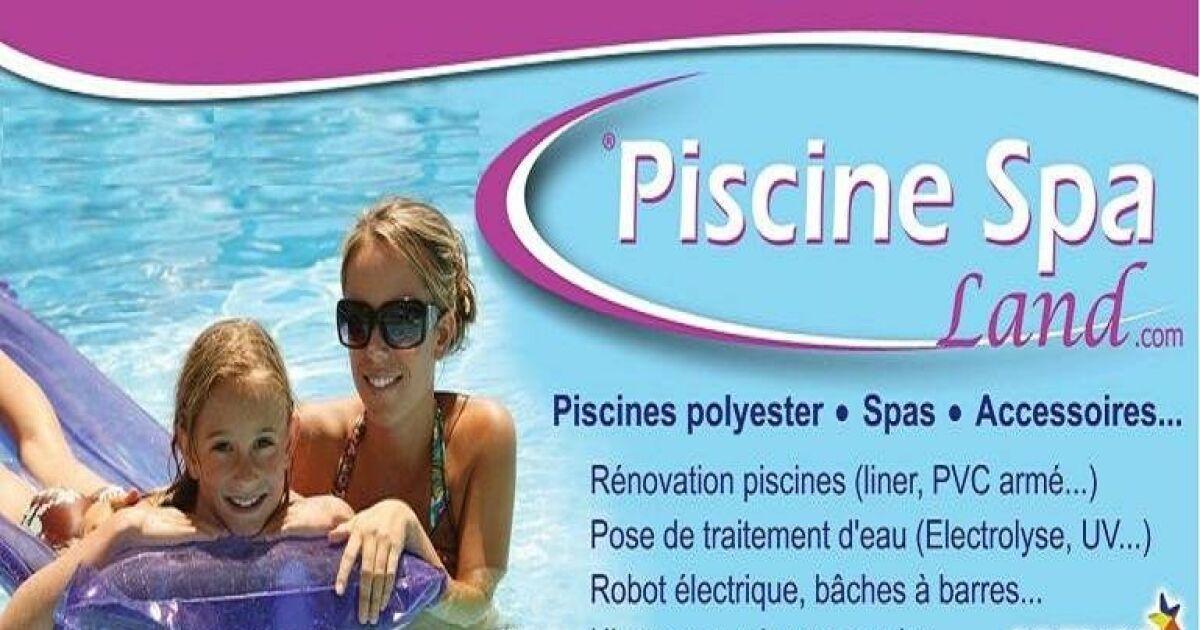 piscine spa land catllar pisciniste pyr n es. Black Bedroom Furniture Sets. Home Design Ideas