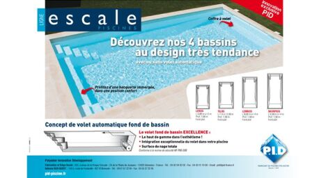 Piscines Coques Excellence - PID