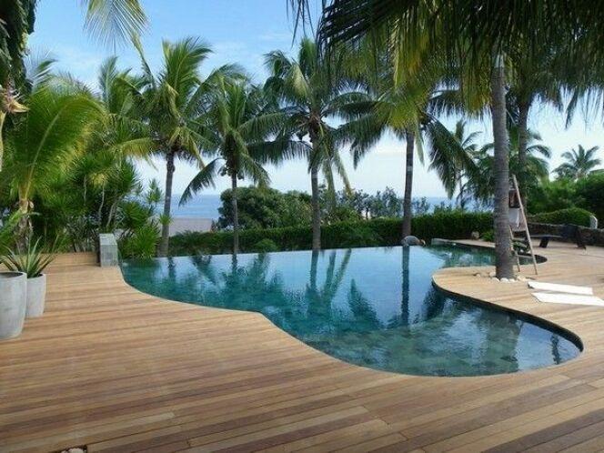 Reportage photos piscines de luxe et d 39 exception piscines d 39 exception en photos photo 13 - Piscine originale ...