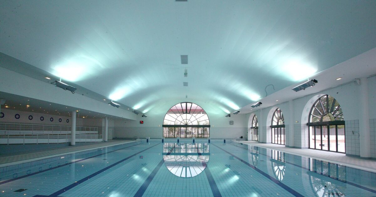 Avis et commentaires piscine du palais des sports de for Piscine ile de france