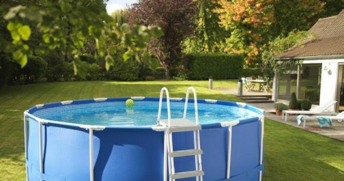 piscines hors sol. Black Bedroom Furniture Sets. Home Design Ideas