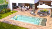 Nouveauté Piscines Ibiza 2021: piscine coque Arizona