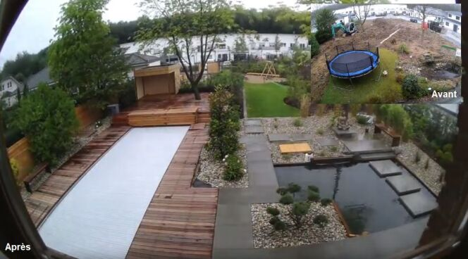 Emejing piscine amenagement pictures - Taxe d amenagement piscine ...