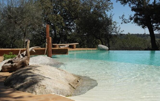 piscines marinal bois © Piscines Marinal